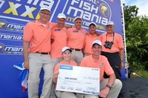 Friederichs en Spierings knap tweede bij Fish 'O' Mania International