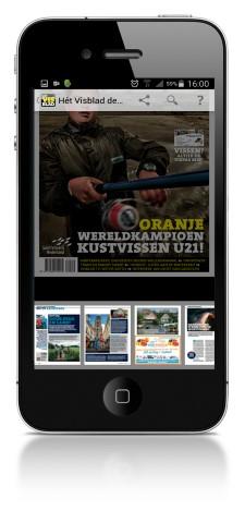 Hét Visblad App: Gratis te downloaden