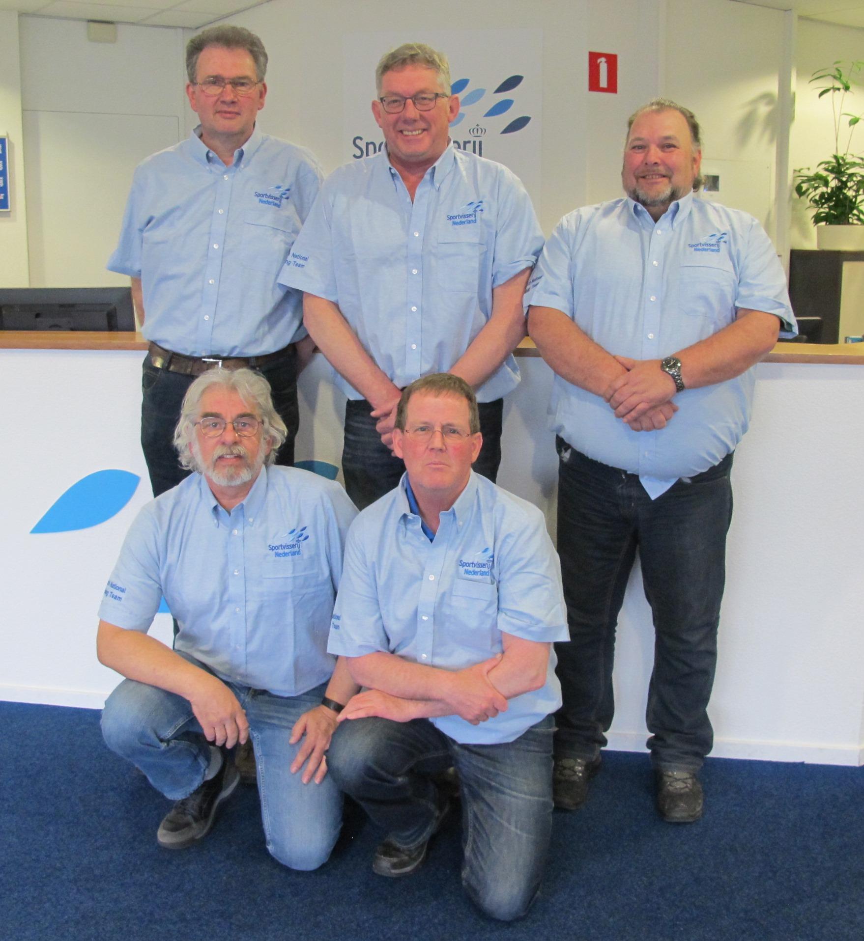 Wk sportvissen voor veteranen in servi nieuws actueel sportvisserij nederland