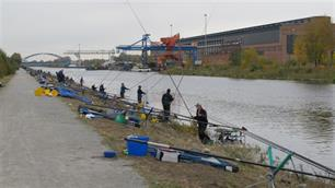 1e en 2e trainingsdag International Anglers Meeting 2010