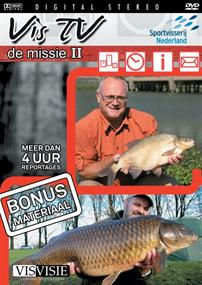DVD Vis Tv De Missie deel II