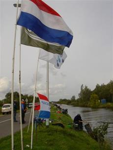 Finale Nationale Topcompetitie Zoetwatervissen 2009 in Friesland