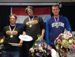 Jan Peter van der Willik is Nederlands Kampioen Feedervissen 2015