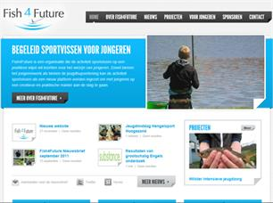 Nieuwe website Fish4Future