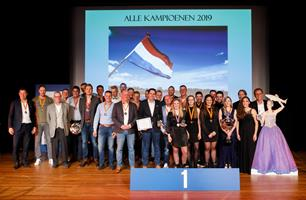 Spetterend Topsportgala (video)