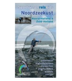 SportvisserREISgids Noordzeekust: Noord-Holland & Zuid-Holland