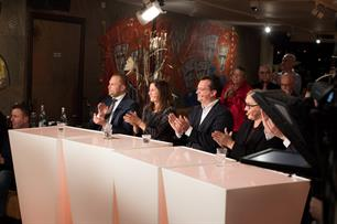 Studio Vis TV Verkiezingsdebat in Den Haag
