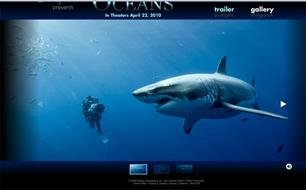 Trailer Disney's Oceans (video)