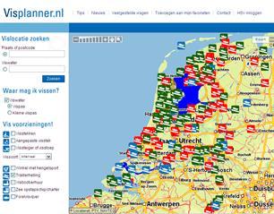 Sportvisserij Nederland - Trailerhelling vinden met de ...