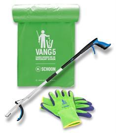 Vang5 compleet schoonmaakpakket
