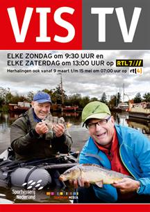 Vis TV 2013: ijskoude start (video)