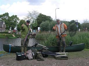 Vis TV aan Naarden Vesting (video)