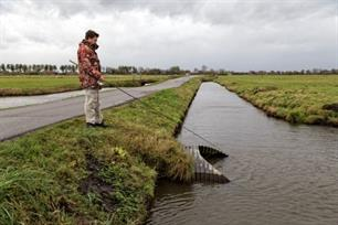 Visblad TV: pennen in de polder op winterkarper