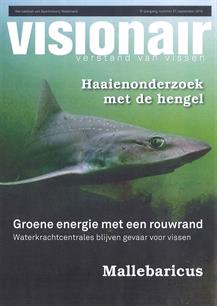 Visionair september 2015 is uit!